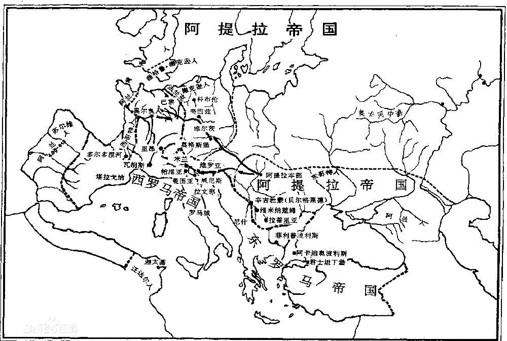 中国地图简笔画大图内容图片展示
